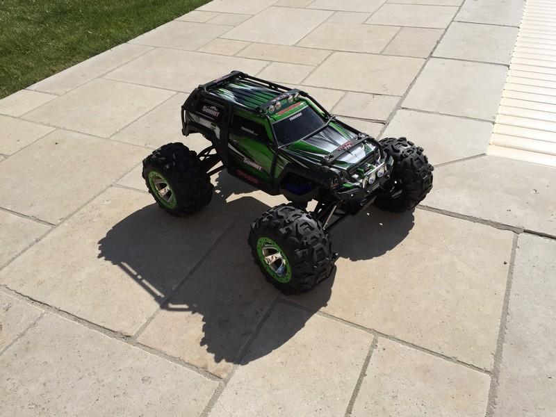 Mon nouveau jouet : Traxxas Summit 1/8 - réglé et prêt à rouler - Page 5 2e_sum18