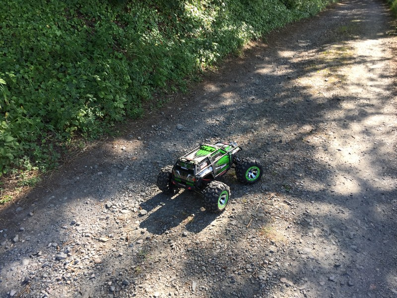 Mon nouveau jouet : Traxxas Summit 1/8 - réglé et prêt à rouler - Page 5 2e_sum19