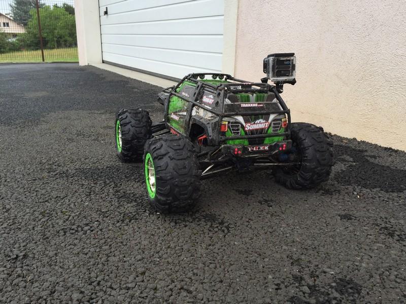Mon nouveau jouet : Traxxas Summit 1/8 - réglé et prêt à rouler - Page 7 Summit10