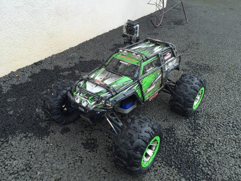 Mon nouveau jouet : Traxxas Summit 1/8 - réglé et prêt à rouler - Page 7 Summit11