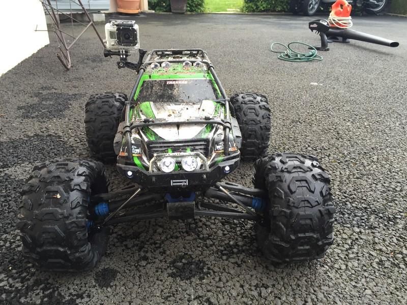 Mon nouveau jouet : Traxxas Summit 1/8 - réglé et prêt à rouler - Page 7 Summit12