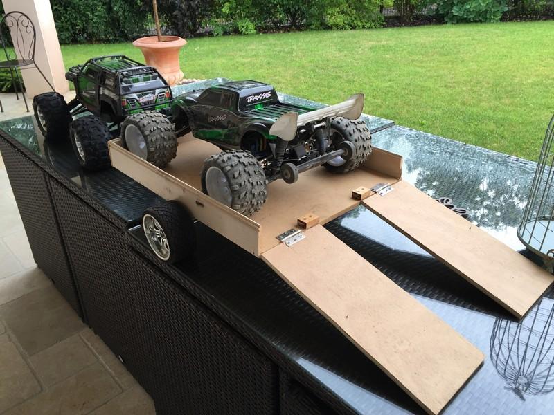 Mon nouveau jouet : Traxxas Summit 1/8 - réglé et prêt à rouler - Page 7 Summit16