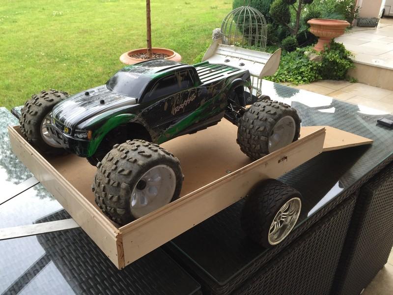 Mon nouveau jouet : Traxxas Summit 1/8 - réglé et prêt à rouler - Page 7 Summit17