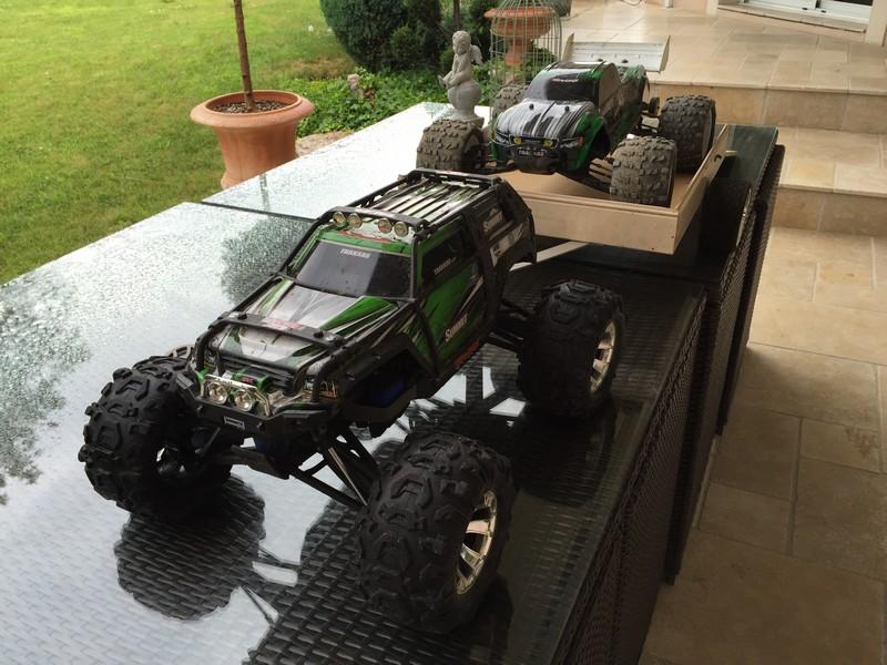 Mon nouveau jouet : Traxxas Summit 1/8 - réglé et prêt à rouler - Page 7 Summit19