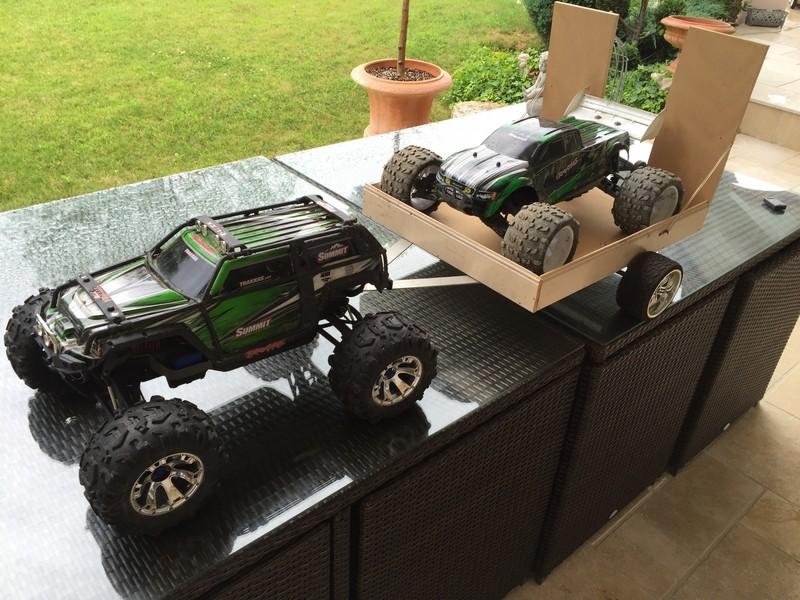 Mon nouveau jouet : Traxxas Summit 1/8 - réglé et prêt à rouler - Page 7 Summit20