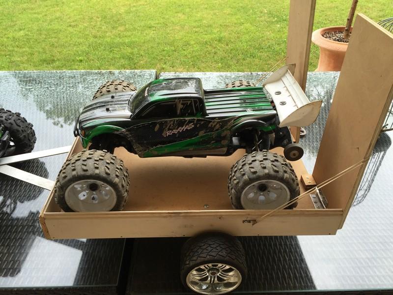 Mon nouveau jouet : Traxxas Summit 1/8 - réglé et prêt à rouler - Page 7 Summit21