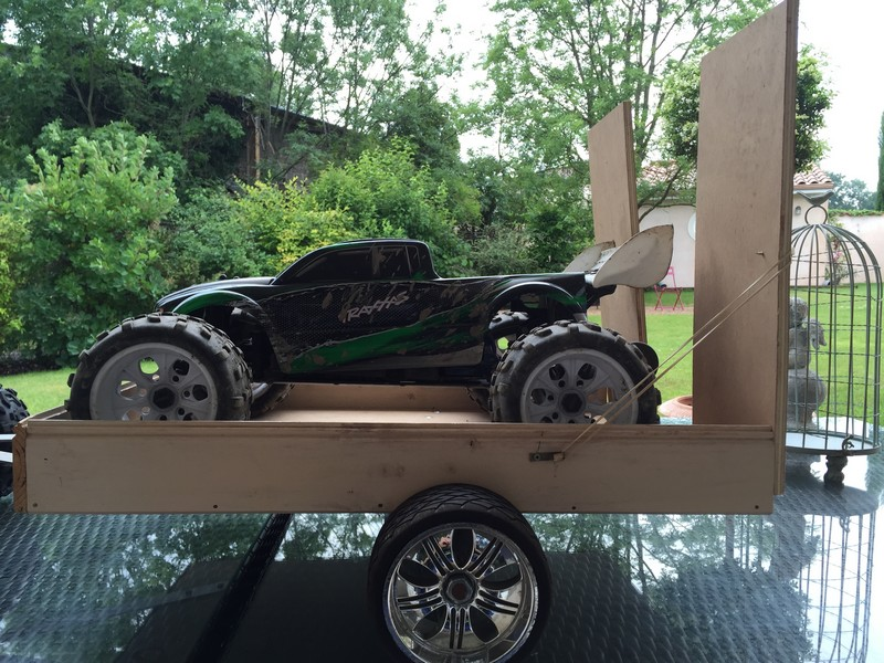 Mon nouveau jouet : Traxxas Summit 1/8 - réglé et prêt à rouler - Page 7 Summit22