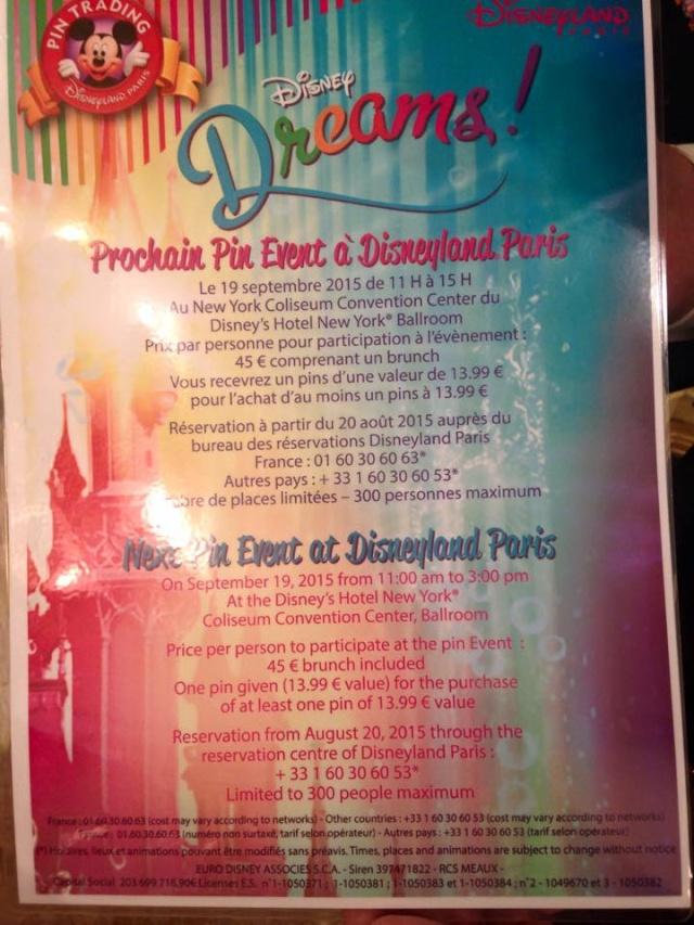 Le Pin Trading à Disneyland Paris - Page 6 10383510