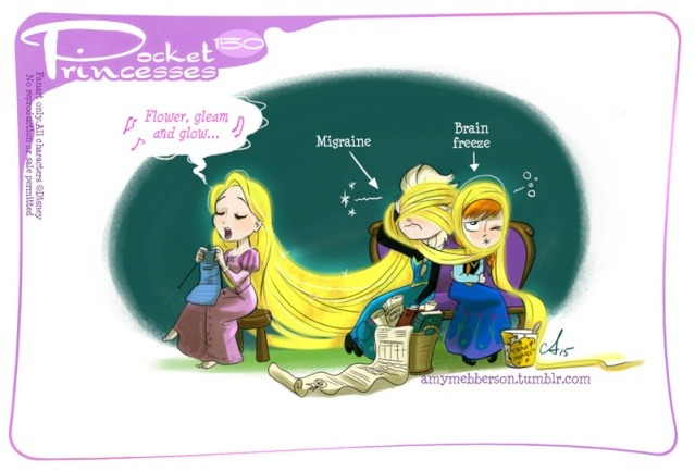 [Dessins humoristiques] Amy Mebberson - Pocket Princesses - Page 29 15010