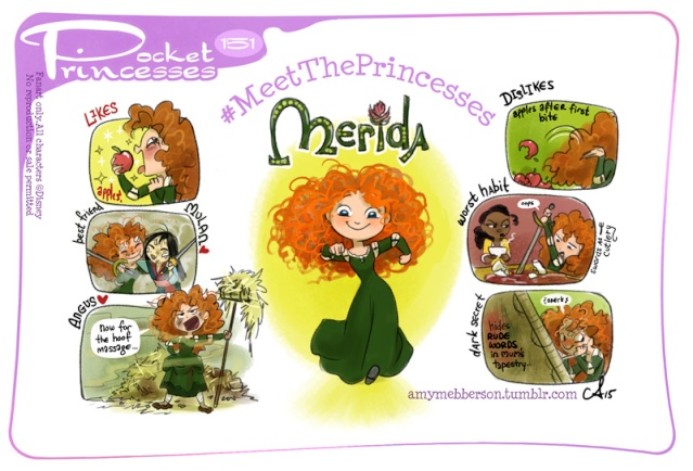[Dessins humoristiques] Amy Mebberson - Pocket Princesses - Page 29 15110