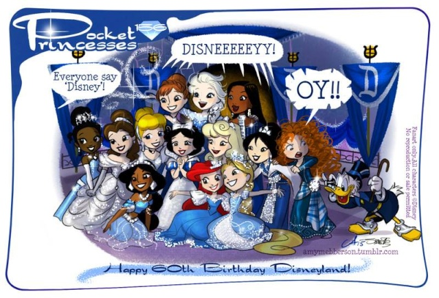 [Dessins humoristiques] Amy Mebberson - Pocket Princesses - Page 29 15612