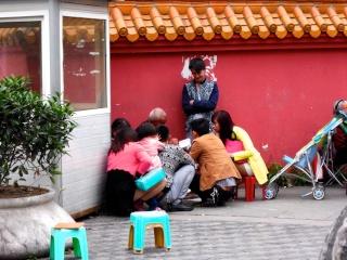 Avril 2015 en Chine (3) : augmentation fulgurante du trafic aérien, spiritualité en Chine Devin10