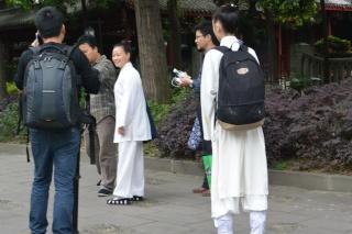 Avril 2015 en Chine (3) : augmentation fulgurante du trafic aérien, spiritualité en Chine Monial10