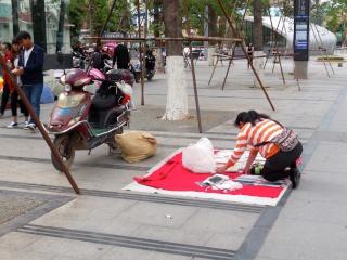 Avril 2015 en Chine (2) les points communs entre l'Afrique et la Chine, des millions de motos électriques Vente_10