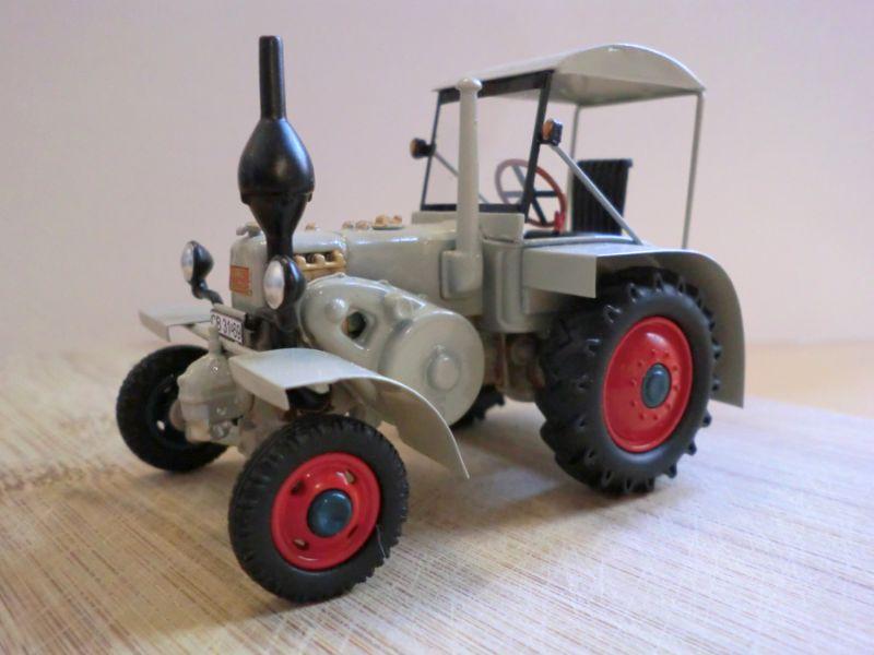 Traktoren Lanz, Aktivist, Pionier, Zetor in 1:43 Cimg2510