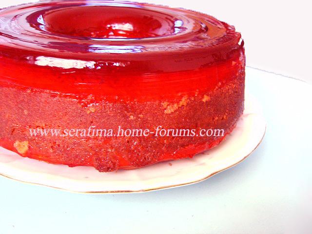 - Арабский кекс с желе Imag0911