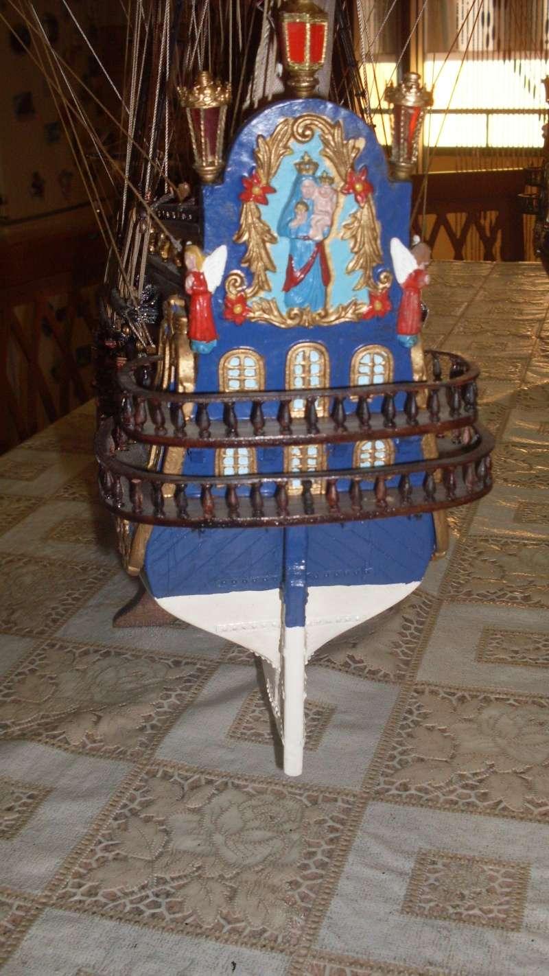 santissima - Restauro della Santissima Madre x2 secondo Nostromo 2 Sdc10416