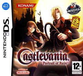 Castlevania Portrait of Ruin (Test DS) Capods10