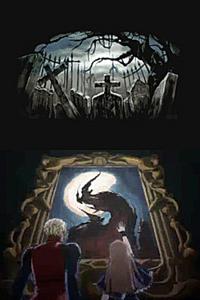 Castlevania Portrait of Ruin (Test DS) Capods12