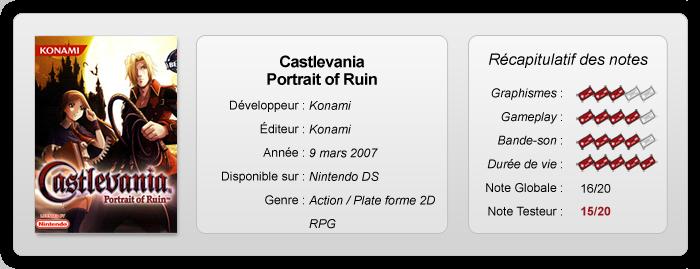 Castlevania Portrait of Ruin (Test DS) Fiche-15