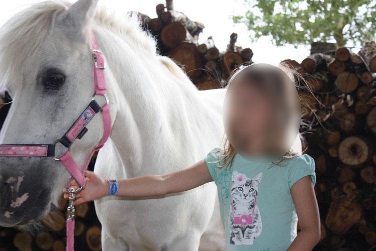 APACHE - ONC poney typé Shetland né en 1997- adopté en juillet 2015 par Claire Apache10