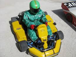 Karting échelle 1/2 Mrc10
