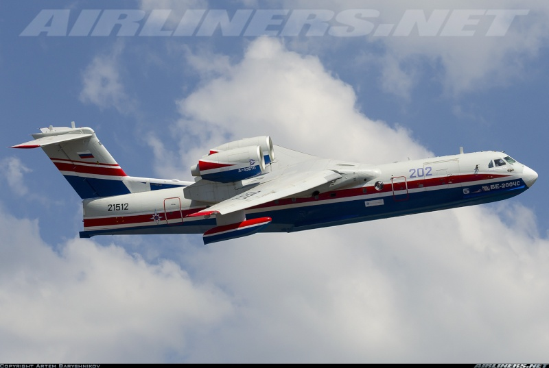 ASW Aircrafts for Russian Navy: - Page 3 Be-20010