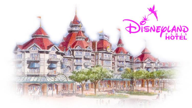 Disneyland Hotel ***** Disney12