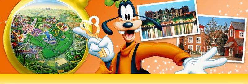Disneyland Hotel ***** Header11