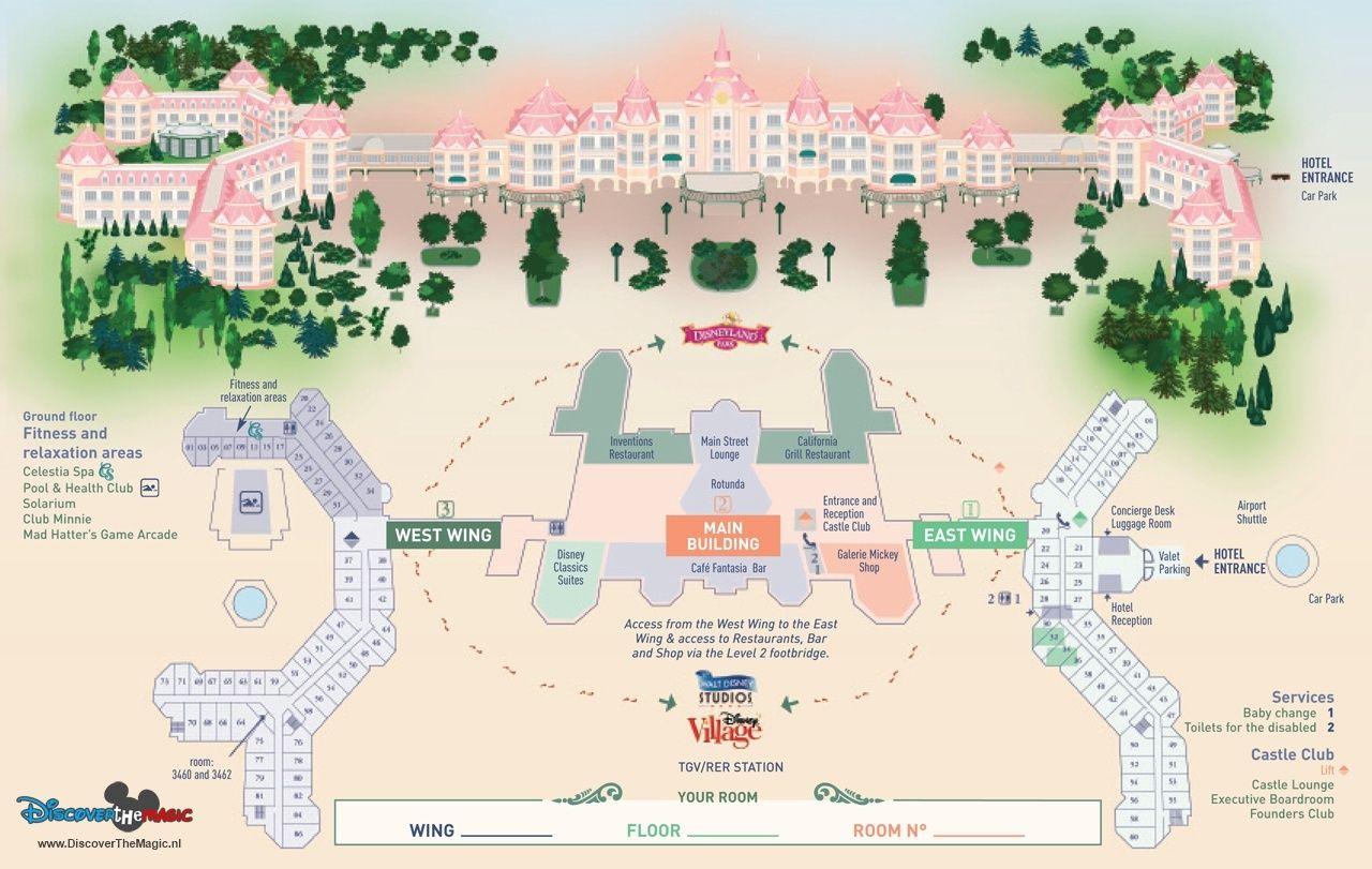 Disneyland Hotel ***** Hotels10