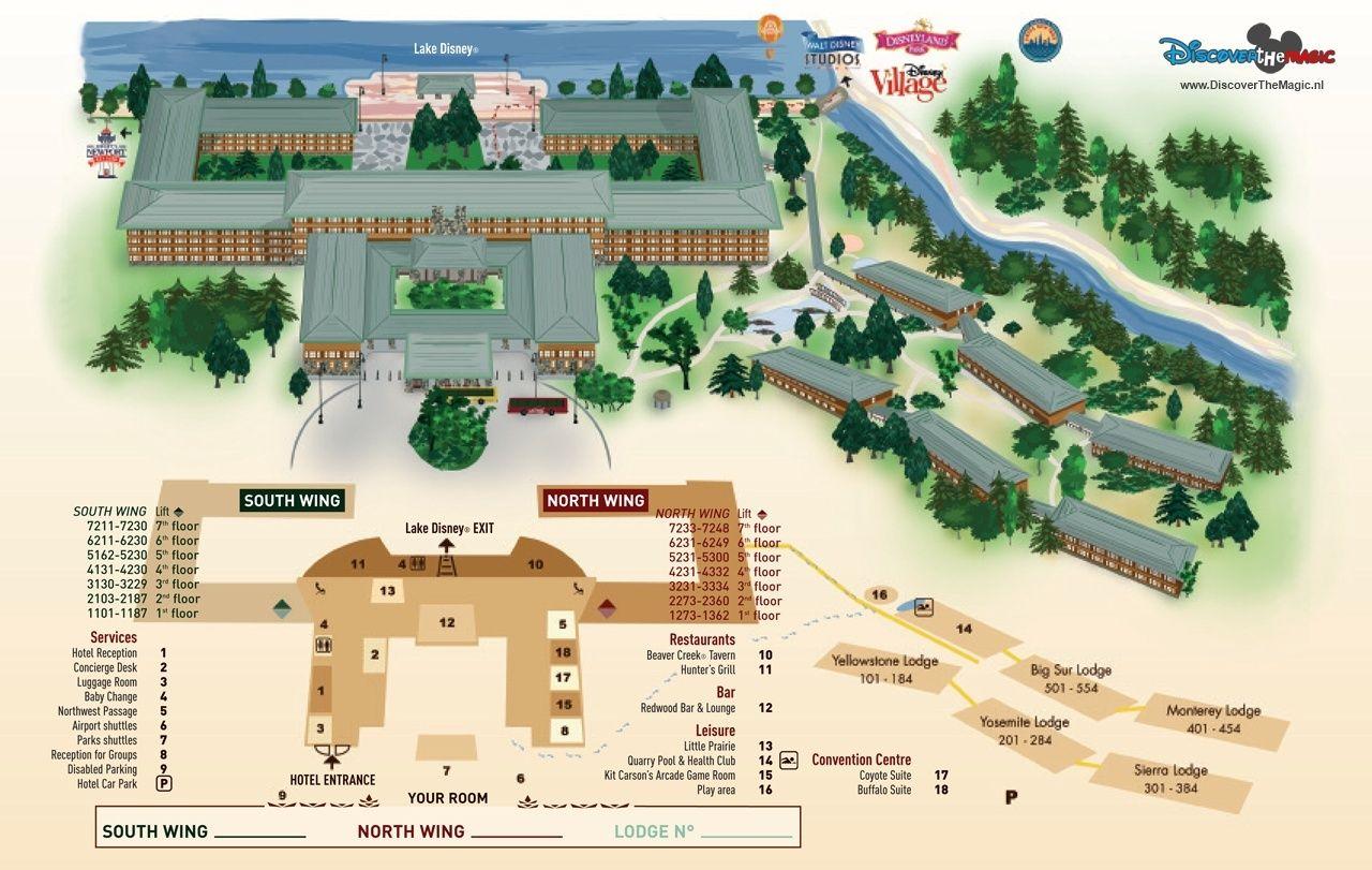 Hotel Sequoia Lodge Hotels13