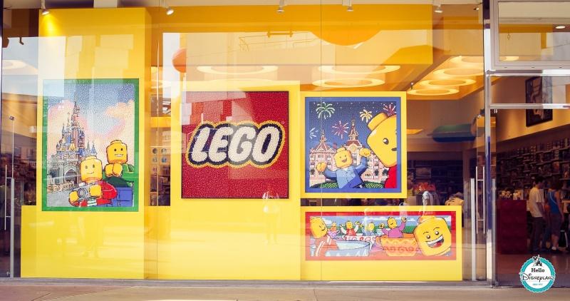 Lego Store Lego-s10