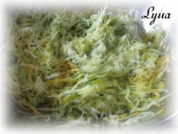 Beurre de zucchini Beurre10