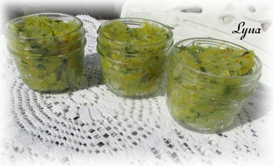 Beurre de zucchini Beurre12