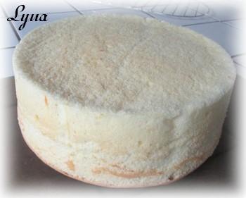 Gâteau Ogura aux fruits frais Ogura210