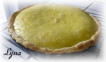 Tarte à la crème brûlée au citron Tarte_11