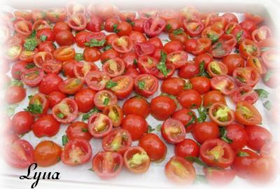 Tomates cerises confites Tomate15
