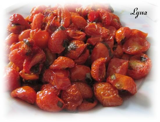Tomates cerises confites Tomate16