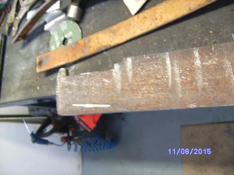 Restauration citroen trefle moteur - Page 3 Sany1623