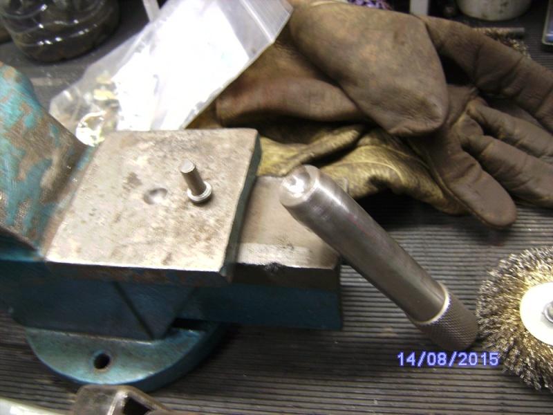Restauration citroen trefle moteur - Page 3 Sany1631