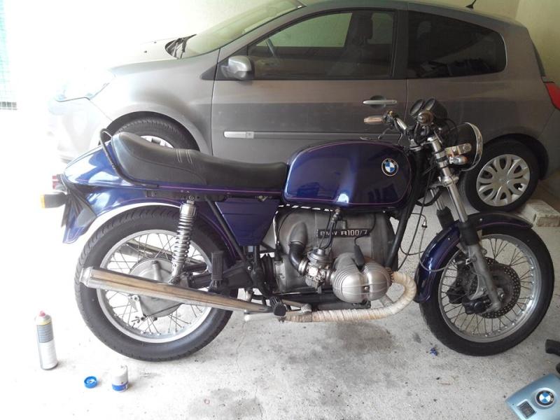 BMW R100/7 1977 comme j'aime à merveille ;) - Page 3 R100fi10