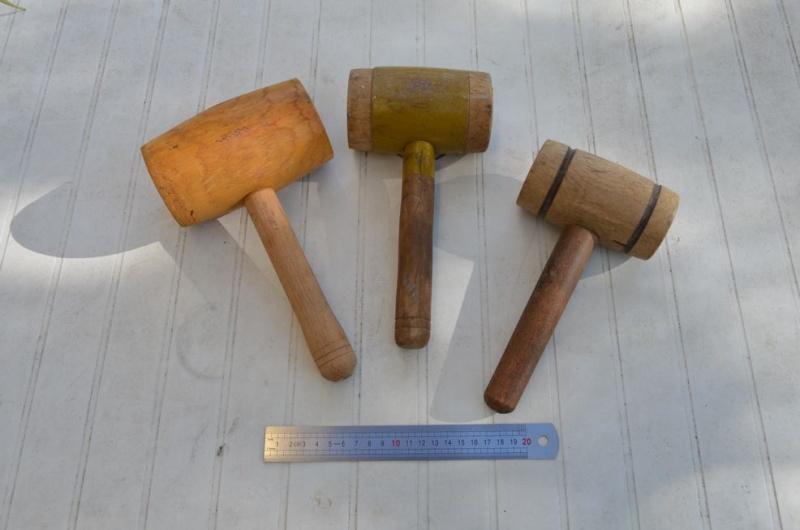 Tournage d'un maillet en bois - Page 3 Maille10