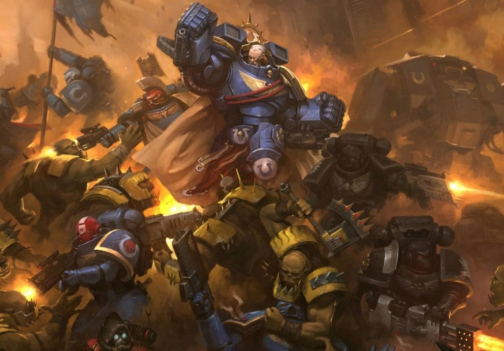 [W40K] Collection d'images : Warhammer 40K divers et inclassables - Page 10 Vigilu15