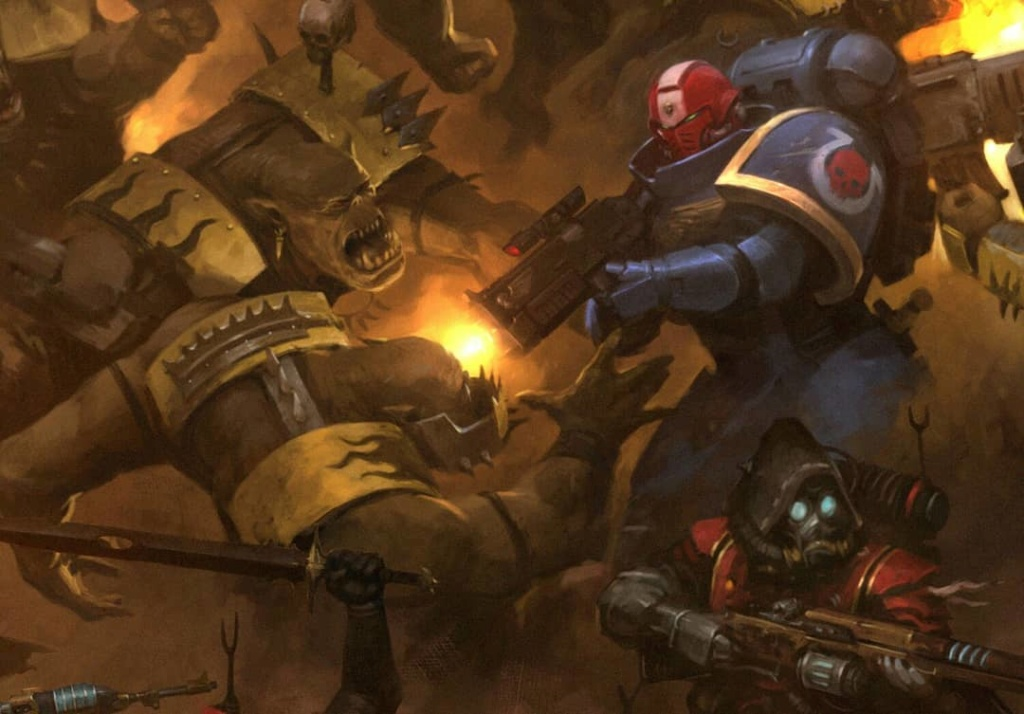 [W40K] Collection d'images : Warhammer 40K divers et inclassables - Page 10 Vigilu16