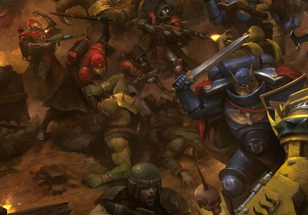[W40K] Collection d'images : Warhammer 40K divers et inclassables - Page 10 Vigilu17