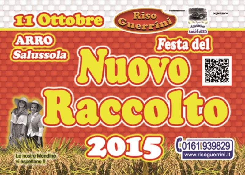 Festa del Nuovo Raccolto 2015 Festa10