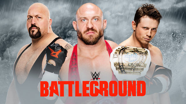 WWE Battleground du 19/07/2015 20150612