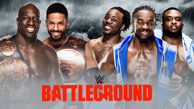 WWE Battleground du 19/07/2015 20150614