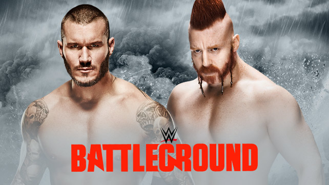 WWE Battleground du 19/07/2015 20150615