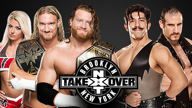 NXT Takeover : Brooklyn du 22/08/2015 20150712